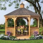 Gazebo Fisher Structures